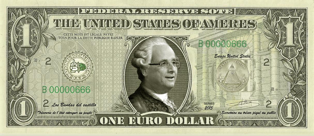 Le nouveau billet de banque 2015
