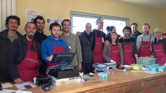 Magasin court circuit neuf producteurs de sarzeau s for Idee boutique a ouvrir