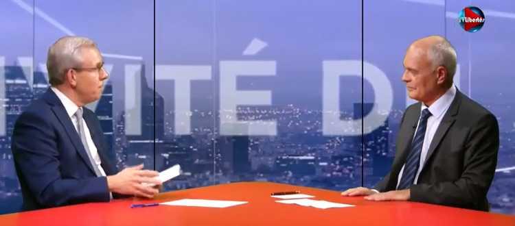 Didier Tauzin tv liberté