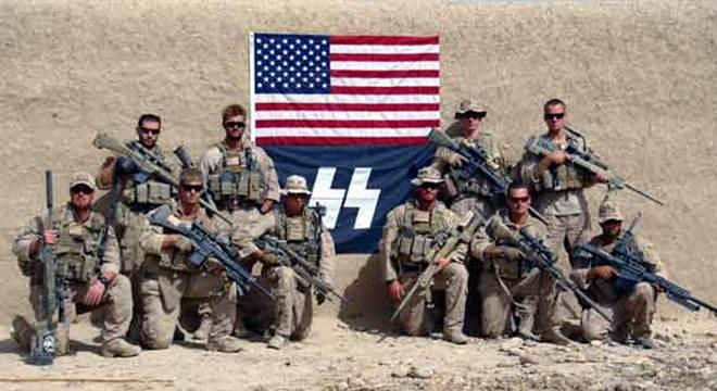 Marines en Afghanistan