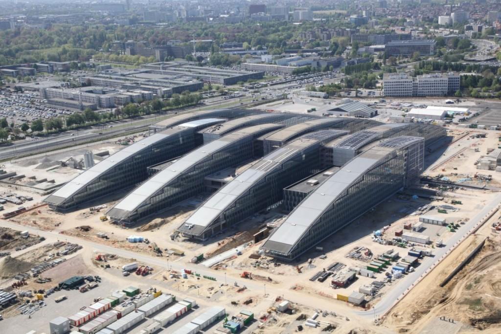 Nouveau siège de l'OTAN - 1