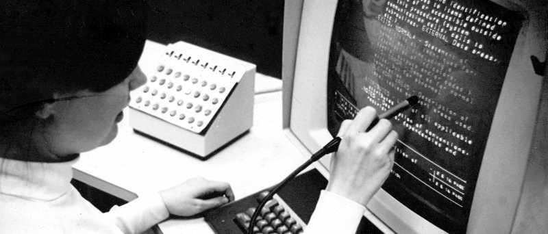 HypertextEditingSystemConsoleBrownUniv1969