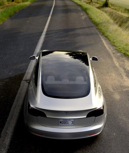 Tesla Model 3 N° 2