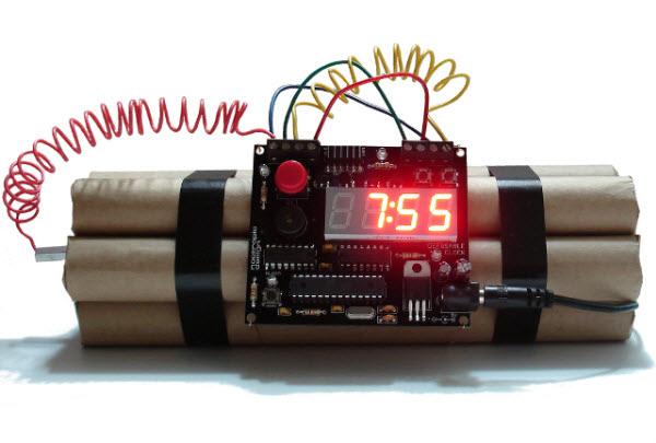 time-bomb