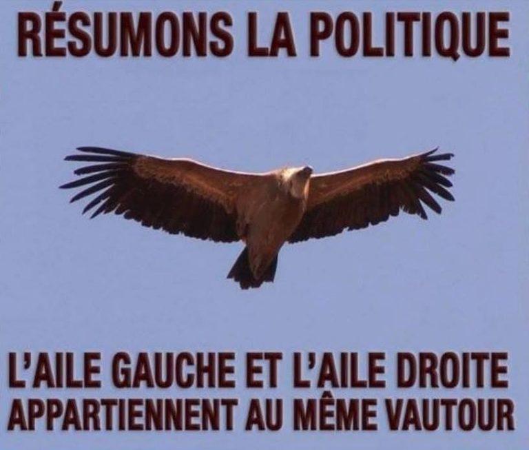 Résumons la politique